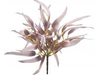 Kunstlill Lehekimp 45cm lilla