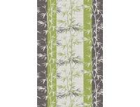 Vannitoavaip laius 65cm Lehed roheline