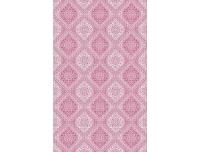 Vannitoavaip laius 65cm Ornament roosa