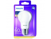 LED lamp Philips60W E27 2700K A60 806lm