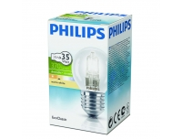 Halog.lamp EcoCl.Philips 28W E27 P45