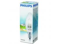 Halog.lamp EcoCl.Philips 28W E14 küünal