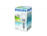 Halog.lamp EcoCl.Philips 42W E14 P45
