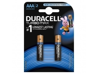Patarei Duracell AAA 2tkTurbomax 1,5V