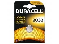 Patarei Duracell tabl.CR2032 3V lithium
