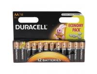 Patarei Duracell AA 12tk 1,5V alka Eco