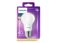 LED lamp Philips40W E27 A60 470lm matt
