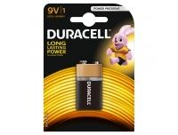 Patarei Duracell E 9V alkaline