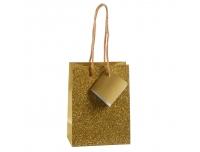 Kinkekott 14,5x11x6cm Glam kuldne