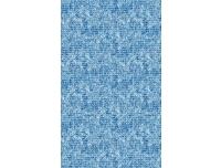 Vannitoavaip laius 65cm Marmor sinine