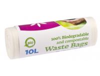 Biolagunevad prügikotid 10L 10tk rullis