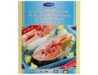 Küpsetuskotid kalale Smile 6tk 25x55 cm