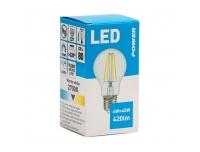 LED lamp Power GLS 420LM E27 soe valge