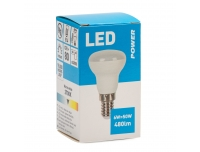 LED lamp Power R50 6W 480lm, soe valge