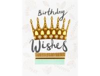 Õnnitluskaart Wishes
