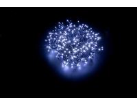 El.küünlad Cluster 1128LED 10m soe valge