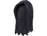 Mask kapuutsiga must