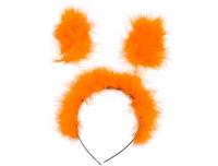 Peavõru Halloween oranž