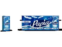 Pabertaskurätid PAPIA 10x10tk