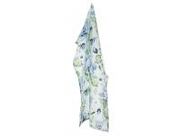 Köögirätik 50x70cm Sinised lilled