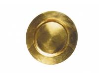 Dekoratiivalus 33cm kuldne plastik
