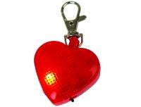 Võtmehoidja LED süda