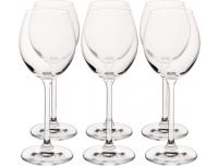 Valge veiniklaas Venezia 250ml/6tk