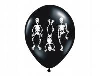 Õhupallid 30cm Halloween 6tk