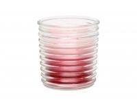 Lõhnaküünal klaasis 8x8cm 28h Vanill/Orh