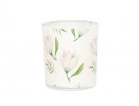 Lõhnaküünal White Bloom 22h