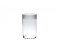 Küünlavaas 4Living 20cm klaasist hall