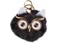 Võtmehoidja Öökull prillidega 8cm