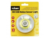 Liikumisanduriga LED COB lamp Rolson 90°