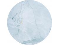 Lauaplate Marmor 38cm ümmargune hele