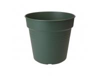 Lillepott Green leheroheline Ø24cm h22cm