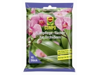 Orhidee puhastuslapid Compo 10tk