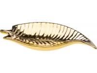 Dekoratiivalus Kuldne Leht 20,5x10cm