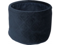 Sametkarp Blue 16 x H.12 cm