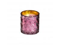 Küünal Spaas klaasis 25h roosa/h.roosa