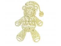 Kuuseehe Karu 10,5cm kuldne