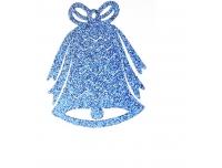 Kuusehe Kelluke 10cm sinine