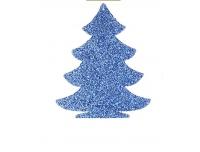 Kuusehe Kelluke/Kuusk 10cm sinine