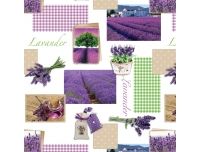 Vakstu 140cm Lavendel