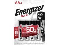 Patarei Energizer Max AA (LR6) 4tk
