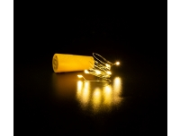 Pudelikork LED- valgustusega 80cm