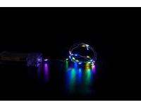 Valgustraat 20-LED värviline