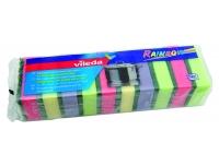Svammid Rainbow 10tk