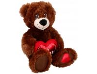 Karu pehme südamega 33cm