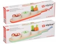 Serveerimisalus Alpina 4-osaline