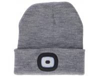 Müts LED- valgustusega 2x CR2032